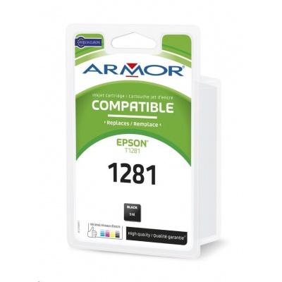 ARMOR cartridge pro EPSON Stylus S22, SX125 Black (T128140) 9 ml