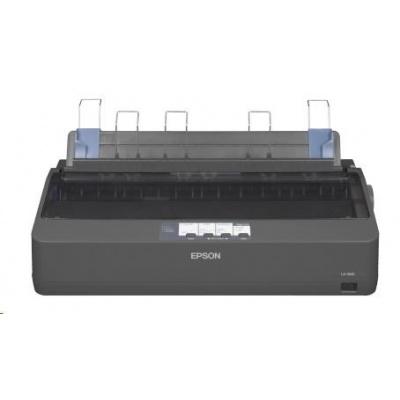 EPSON tiskárna jehličková LX-1350, A3, 9 jehel, 357 zn/s, 1+4 kopii, USB 2.0, LPT, RS232