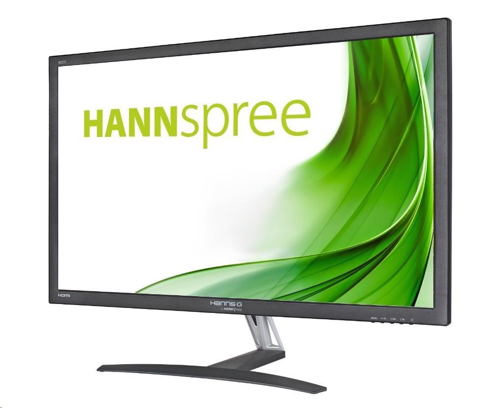 """HANNspree MT LCD HQ272PPB 27"""" 2560x1140, 16:9, 250cd/m2, 1000:1 / 10M:1, 5 ms"""