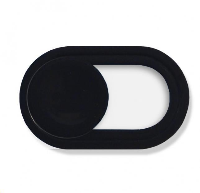 Black Rock bezpečnostní kryt na webkameru - balení 1 ks