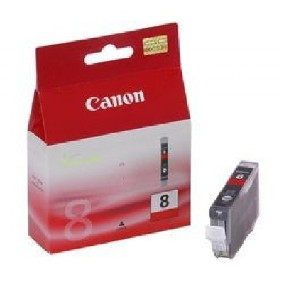 Canon BJ CARTRIDGE red CLI-8R (CLI8R)