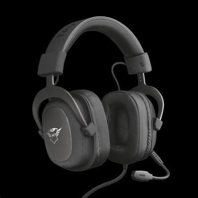 TRUST GXT 414 headset Zamak Premium Multiplatform Gaming Headset