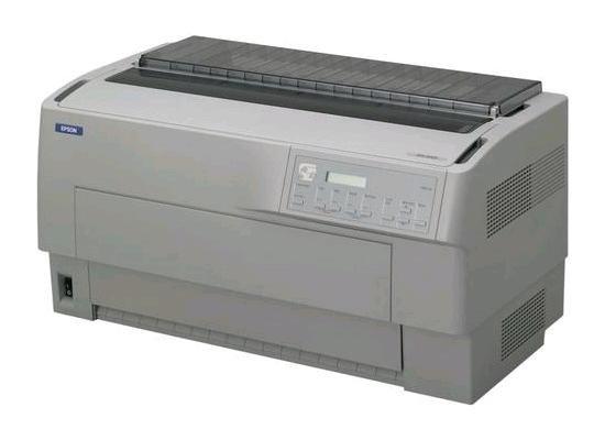 EPSON tiskárna jehličková DFX-9000, A3, 4x9 jehel, 1550 zn/s, 1+9 kopii, USB 1.1, LPT, RS232