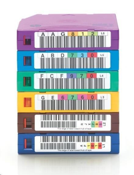 IBM LTO Label TriOptic® pro datovou pásku