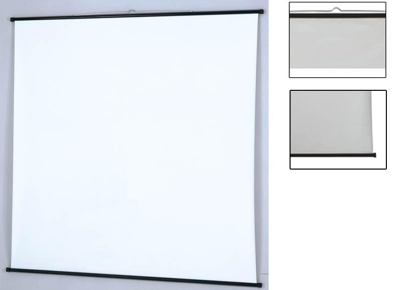 Reflecta MAP Lux (155x155cm, 1:1) plátno typ mapa