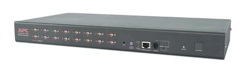 APC 16 Port Multi-Platform Analog KVM