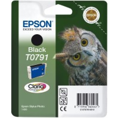 "EPSON ink čer Stylus Photo ""Sova"" R1400 - Black"