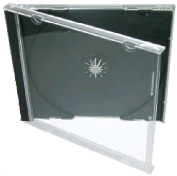 OEM Krabička na 1 CD jewel box (balení 200ks)