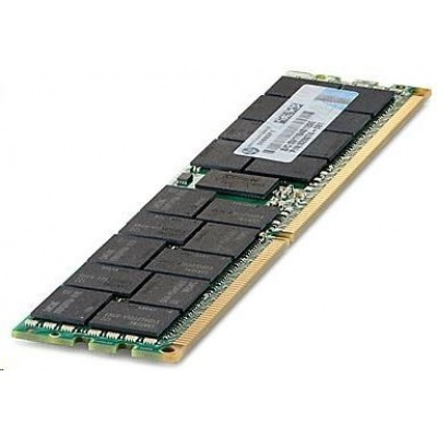 HP Mem 32GB (1x32G) x4 PC314900L (DDR3-1866) Load Reduced CAS13 RENEW 708643-B21
