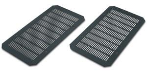 APC NetShelter WX Vented Gland Plates