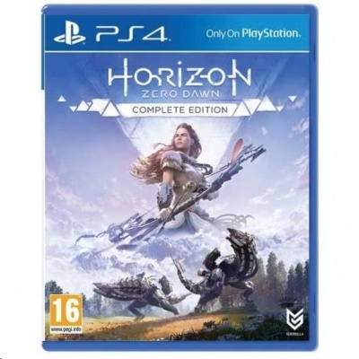 SONY PS4 hra Horizon Zero Dawn - Complete Edition