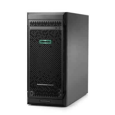 HPE PL ML110g10 4210 (2.2G/10C/11M/2400) 1x16G p408i-p/2Gshc+holder SATA 8SFF HP 800W(1/2) T4.5U NBD333