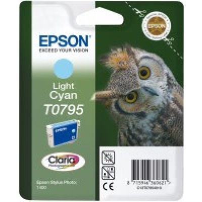 "EPSON ink bar Stylus Photo ""Sova"" R1400 - Light cyan"