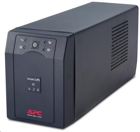 APC Smart-UPS SC 620VA 230V (390W)