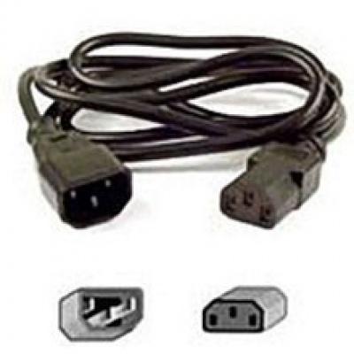 HP PDU kabel IEC320-C20 to IEC320-C19 - 2.5m, 10 A