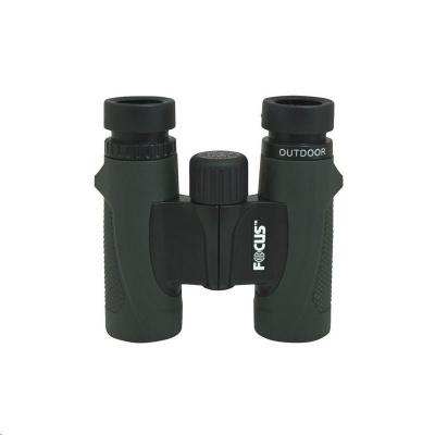 Focus dalekohled Outdoor 10x25 Dark Green